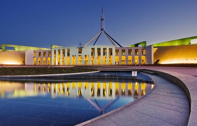 Canberra – trái tim của nước Úc
