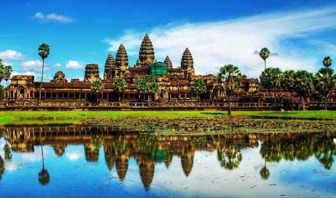 Bí ẩn đền cổ Angkor Wat