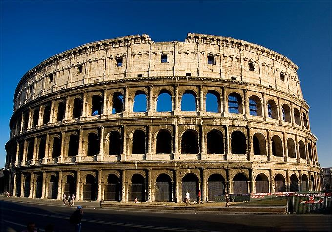 Đấu trường La Mã - kỳ quan thế giới