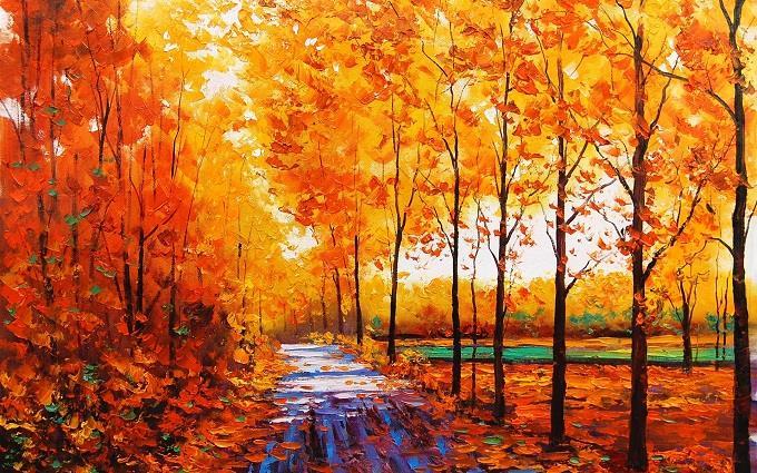 Thăm thiên đường mùa thu ở Canada