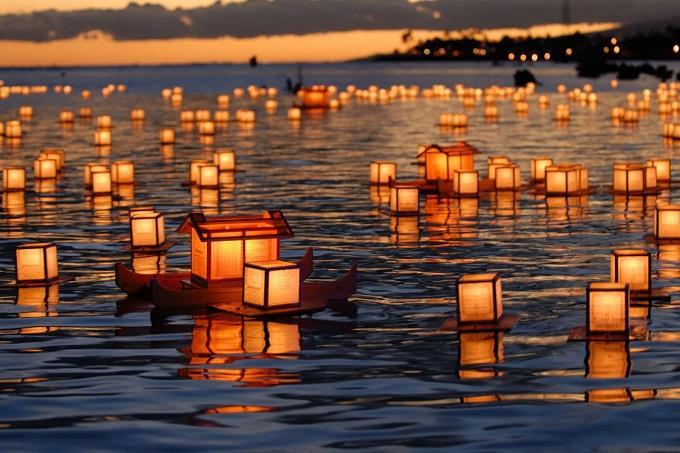 Lễ hội mùa thu ở Nhật