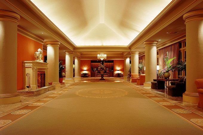 Nghỉ đêm ở khách sạn cao nhất thế giới