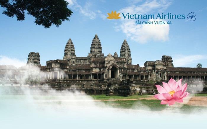 Khuyến mãi đường bay Phú Quốc – Siem Reap chỉ 63 USD