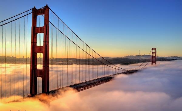 San Francisco điểm dừng chân lý tưởng của xứ cờ hoa