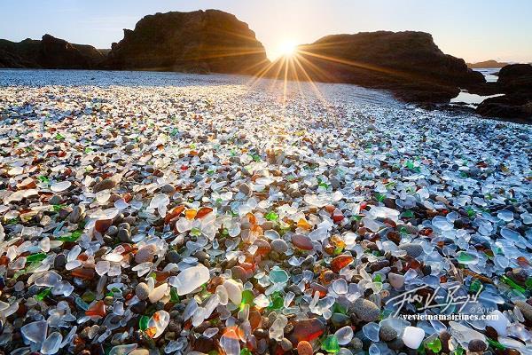 Những bãi biển xinh đẹp tại California nước Mỹ