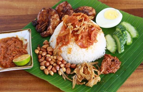 Những món ăn tuyệt ngon của Malaysia
