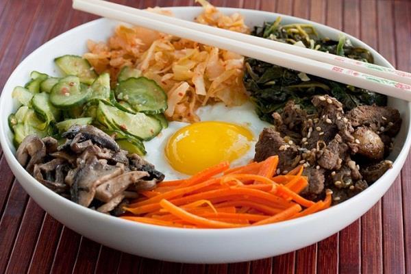 Những món ăn nổi tiếng nhất của Hàn Quốc