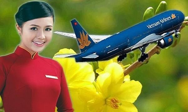 Vietnam Airlines khuyến mại khoảnh khắc vàng đi nội địa