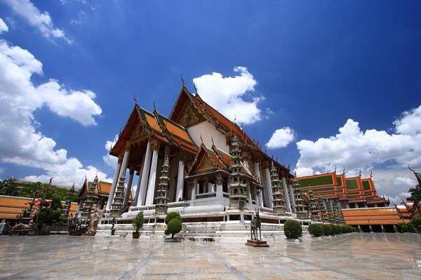 Điểm danh những chốn du lịch thú vị của Thái Lan