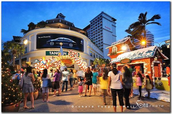 Những địa điểm mua sắm nổi tiếng hấp dẫn nhất Singapore