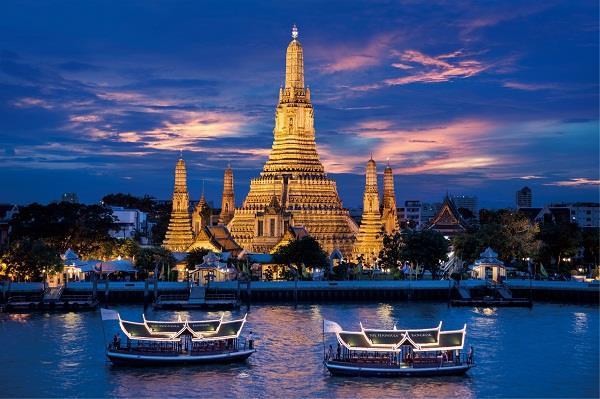 Những điểm không thể bỏ lỡ khi du lịch Thái Lan