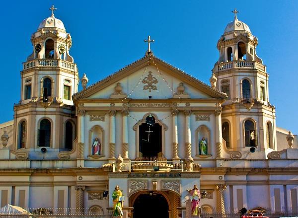 Ghé thăm những nhà thờ tuyệt đẹp ở Manila - Philippines