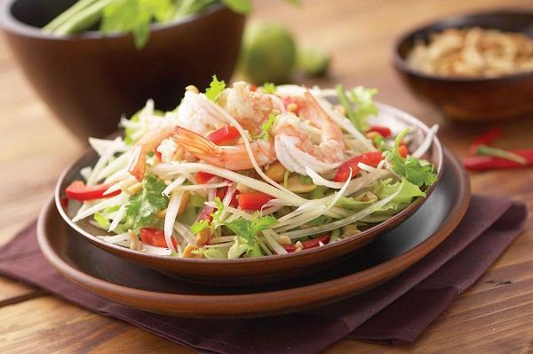 Những món ăn đặc trưng hấp dẫn của Thái Lan