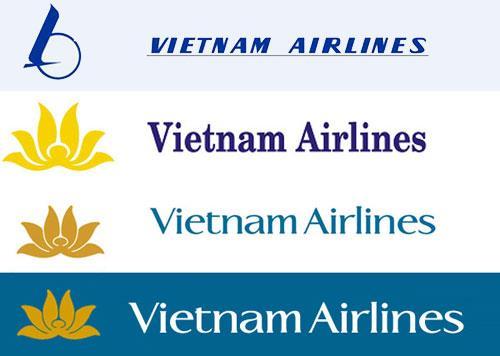 Vietnam Airlines sửa logo của hãng lần thứ 4
