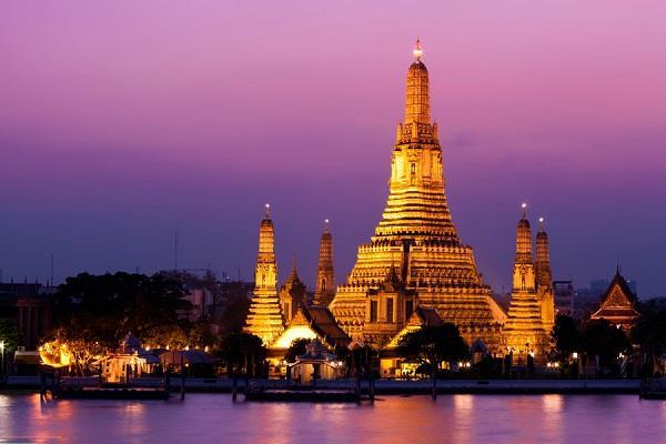 Top những điểm đến không thể bỏ lỡ của Thái Lan