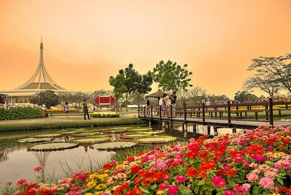 Những điểm du lịch Bangkok hấp dẫn ít người biết
