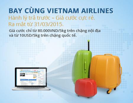 Hỏi đáp - Thông tin hành lý Vietnam Airlines