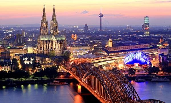 Cologne - Thành phố cổ kính của nước Đức