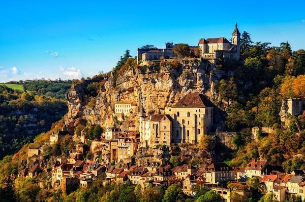 khám phá những cảnh đẹp nước Pháp ngoài Paris