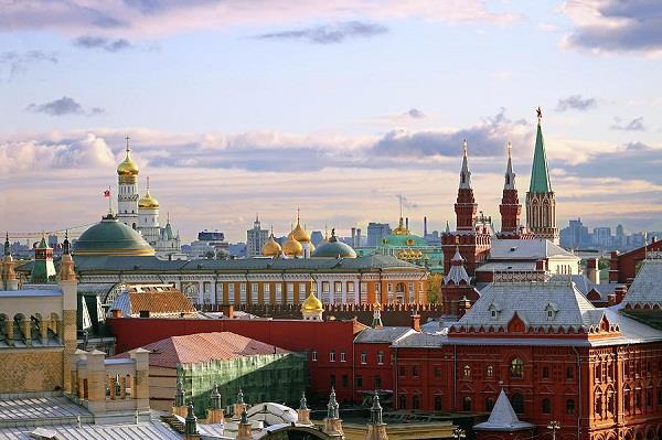 Những điểm du lịch hấp dẫn ở Nga
