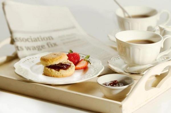 Khám phá nét văn hóa thưởng thức trà của người Anh