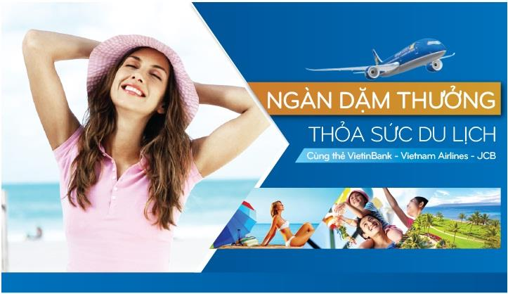Ngàn dặm thưởng - thỏa sức du lịch cùng Vietnam Airlines