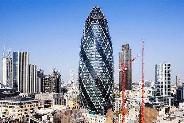 Khám phá tòa nhà Gherkin nổi tiếng ở London