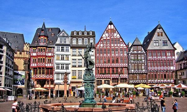 Những điểm du lịch thú vị ở Frankfurt