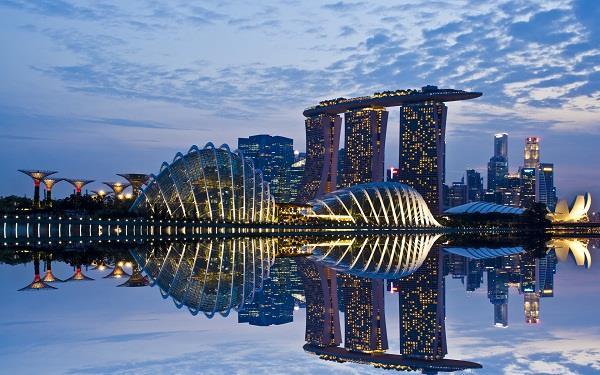 Những điểm đến hấp dẫn du khách nhất ở Singapore