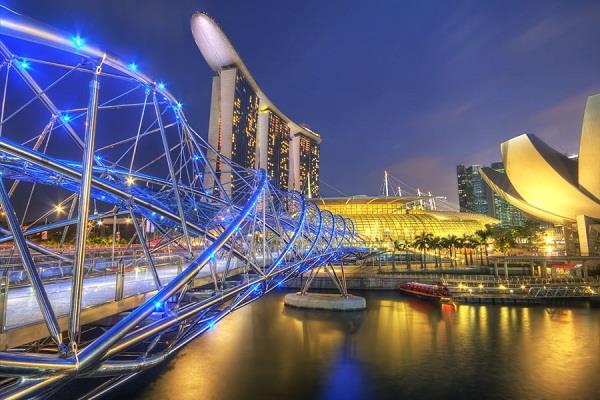 Những địa điểm bạn nên ghé thăm khi du lịch Singapore