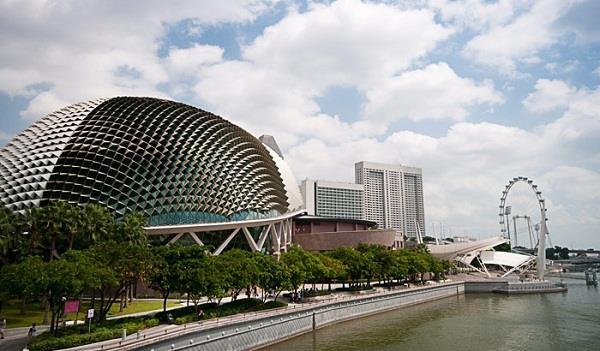 Những điểm du lịch nổi tiếng bạn nên ghé ở Singapore