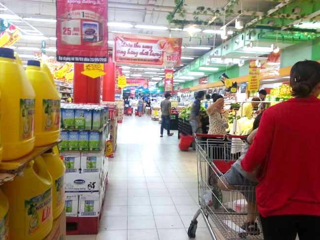 mua sắm ở Đà Nẵng
