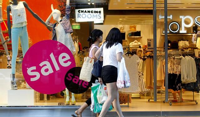 Mua sắm ở Singapore