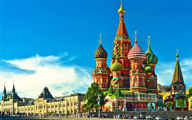 Top 10 sự thật thú vị về nước Nga