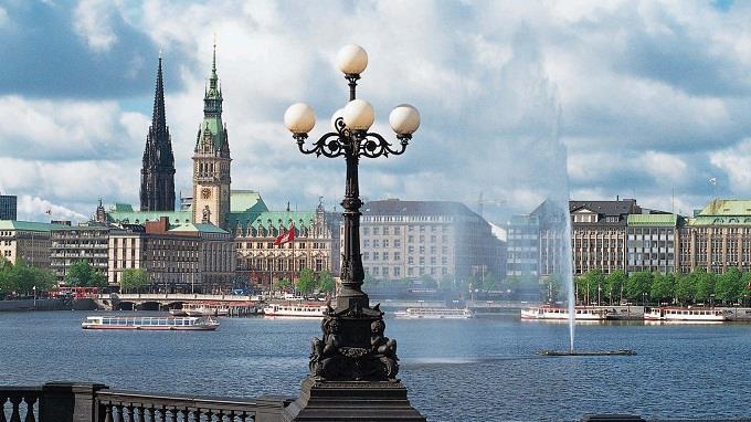 Khám phá thành phố Hamburg, Đức