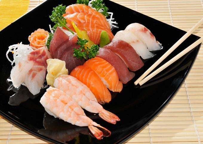 5 địa chỉ thưởng thức Sushi ở Los Angeles, Mỹ