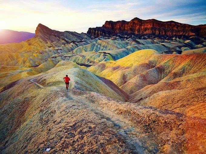 Painted Hills, thắng cảnh nổi tiếng của nước Mỹ