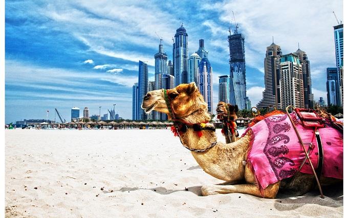 6 lý do để quyến luyến Dubai