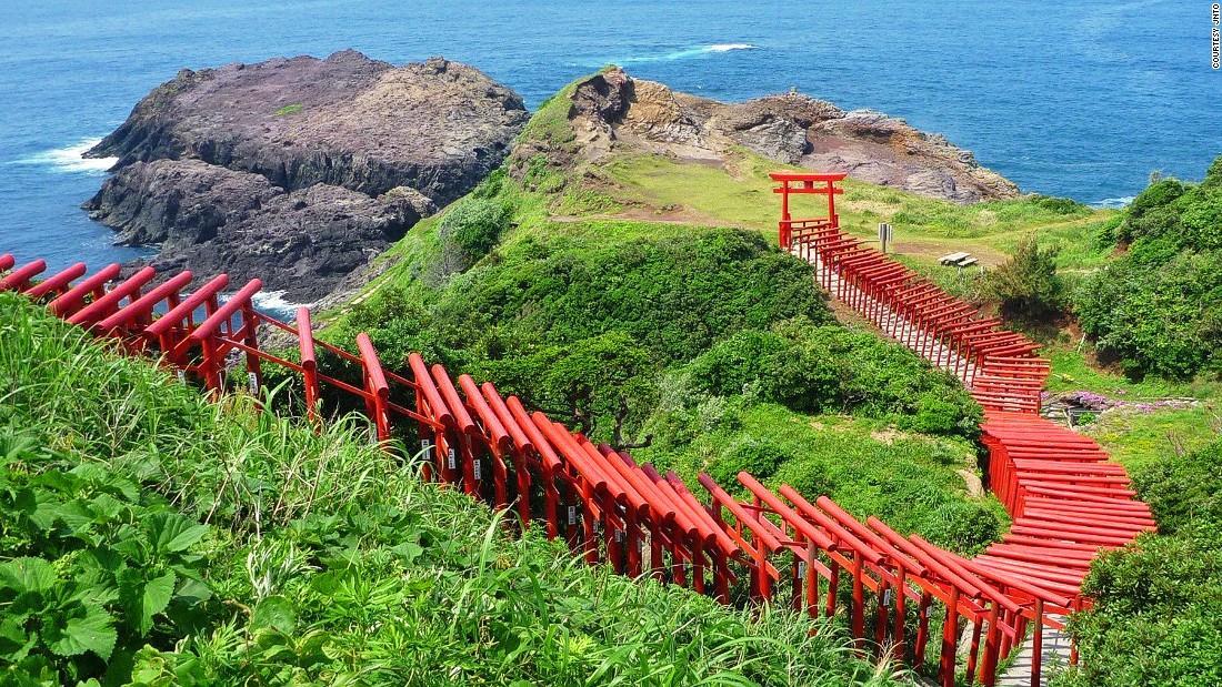 Những cảnh đẹp nhìn là mê ở Nhật Bản