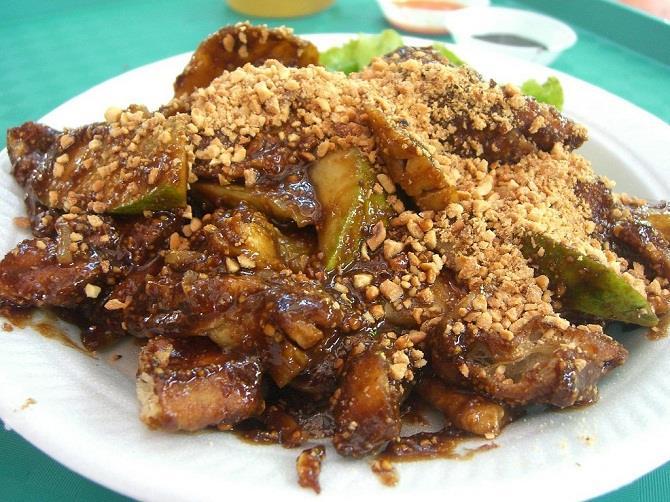 Những món ăn trưa độc đáo của Malaysia