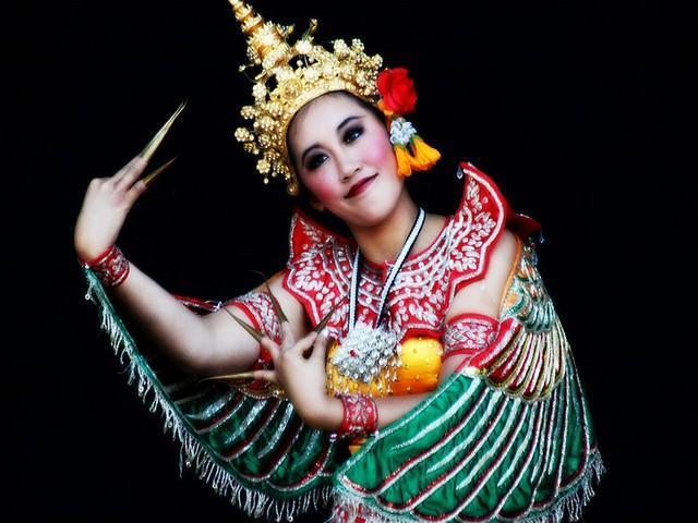 Những điệu múa Thái Lan truyền thống