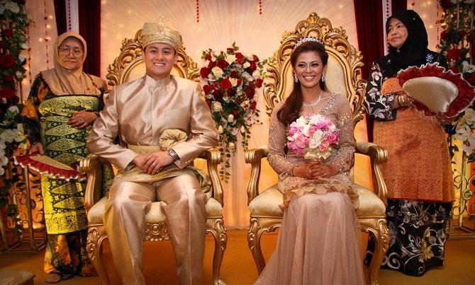 Độc đáo đám cưới truyền thống Malaysia
