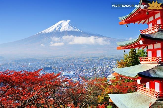 Những điểm du lịch không nên bỏ lỡ ở Tokyo