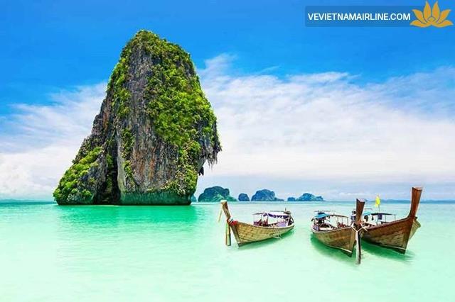 5 điểm du lịch hè hấp dẫn ở Thái Lan