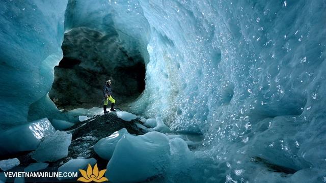 Những hang động đẹp nhất nước Mỹ