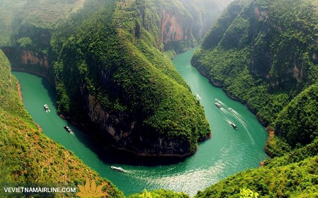 Những dòng sông nổi tiếng thế giới