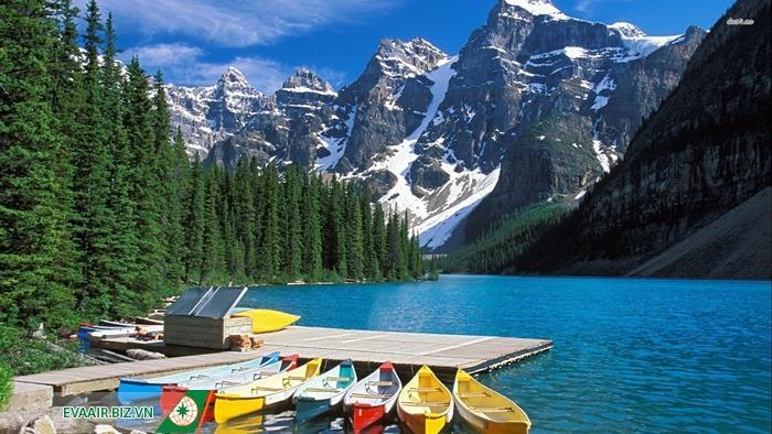 7 điểm đến hấp dẫn ở Canada