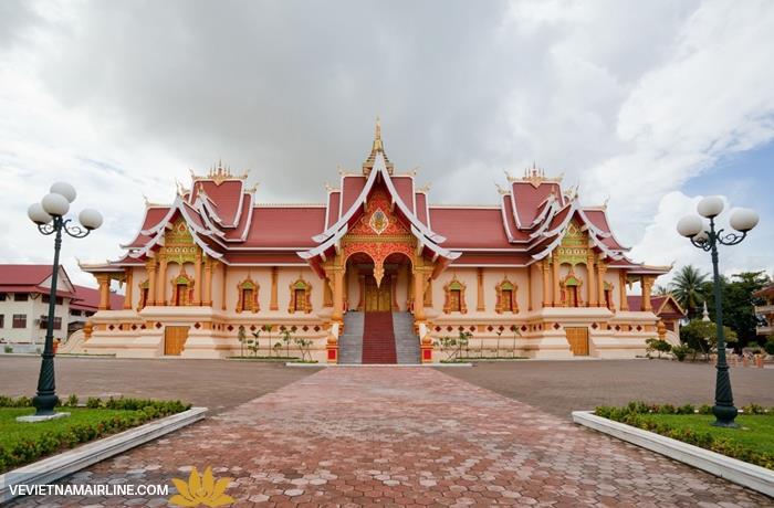 Chia sẻ kinh nghiệm du lịch Vientiane