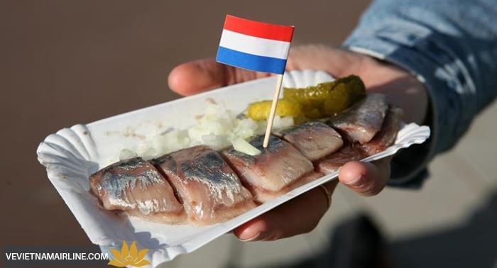 9 món ăn đường phố nhất định phải thử khi tới Amsterdam