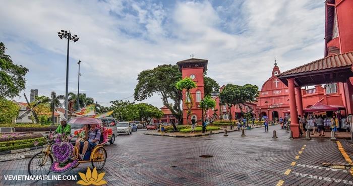 6 trải nghiệm cho buổi chiều ở thánh địa Melaka